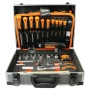 MALETTE A OUTILS EQUIPEE 110 PIECES